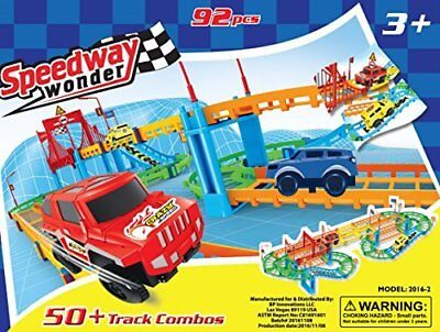 Wonder Gears Speedway Wonder - Speedway Assembly Adventure 92