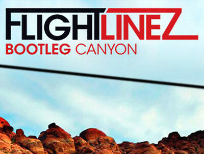 2 PASSES LAS VEGAS ZIP-LINE ADVENTURE IN BOOTLEG CANYON