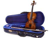 senator full size violin 4/4 for sale