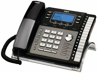 Rca Home Or Office 4-line Landline Telephone 25424re1