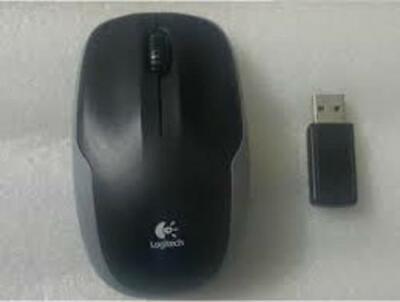 Logitech M150 Wireless Mouse