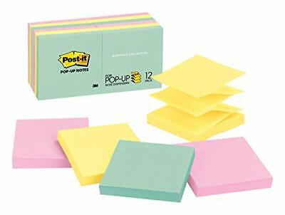 Post-it Pop-up Notes 3x3 Inch 12 Pads Americas 1 Favorite Notes Marseille