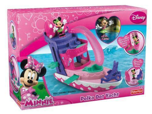 Fisher Price Minnie Mouse Ebay