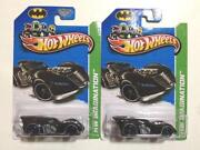 Hot Wheels Batmobile 1/64