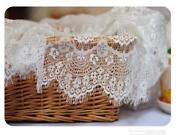 White Lace Fabric