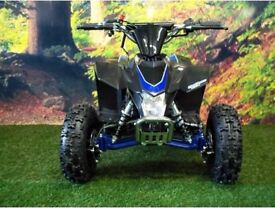 HIGHPER SX-49 KIDS QUAD BIKE **ELECTRIC START**