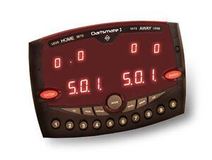Electronic dart scoreboard, Dartsmate 3, brand new!