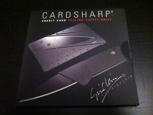Cardsharp - Credit Card Style - Iain Sinclair
