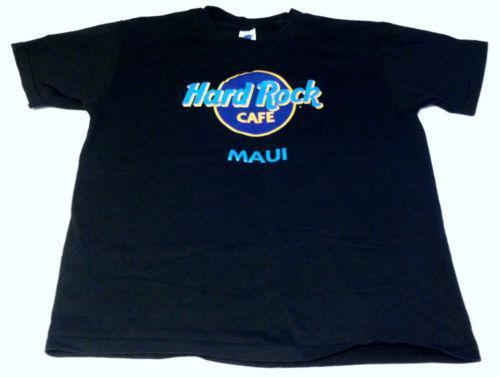 hard rock cafe t shirts xl ebay. Black Bedroom Furniture Sets. Home Design Ideas