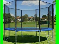 8ft trampoline SAFETY NET ONLY - Brand New