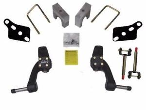 "GOLF CART ACCESSORY  DEAL ~ 6"" Jake's Lift Kit"