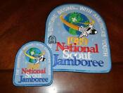 Boy Scout Jamboree Patches