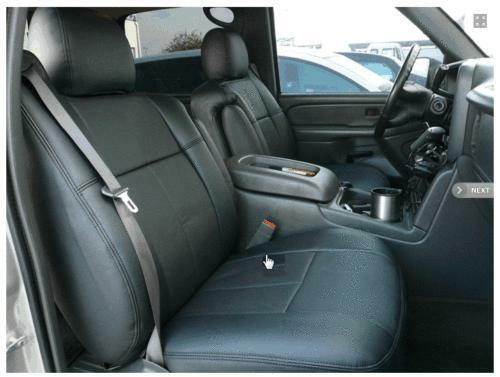 05 Gmc Sierra Seat Covers Ebay