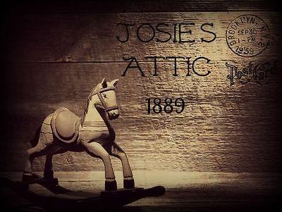 Josies Attic 1889 Primitive Wares