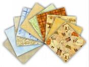 Scrapbooking Papers 12x12 T
