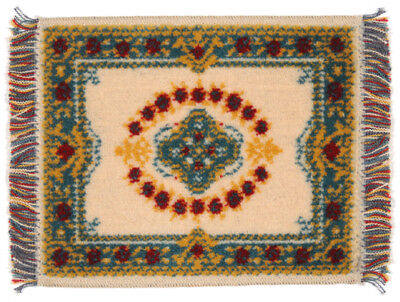 Quality Karastan Wool Rug Made In Austria, Dolls House Miniature, Flooring Decor