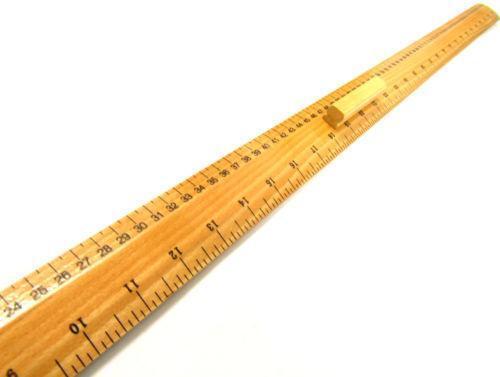 Wooden Metre Stick Crafts Ebay