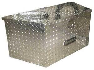 TRAILER ALUMINUM A-FRAME / TONGUE BOX - CLENTEC