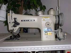 Wanted - Juki Seiko Singer Walking foot industrial sewing Machine Wynnum West Brisbane South East Preview