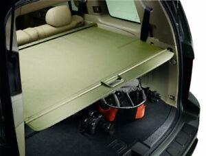 Cargo cover for Honda pilot