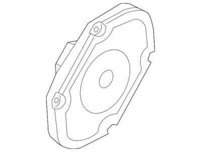 Genuine Ford Door Speaker AR3Z-18808-B