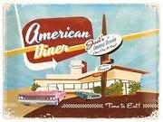 American Tin Signs