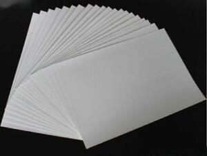 20sheets A4 Inkjet T-shirt Light Transfer Paper 002000