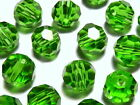 Swarovski Crystal Faceted Round Jewellery Making Beads