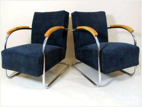 freischwinger bauhaus antiquit ten kunst ebay. Black Bedroom Furniture Sets. Home Design Ideas