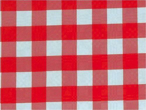 Round Plastic Tablecloths - 82 Inch