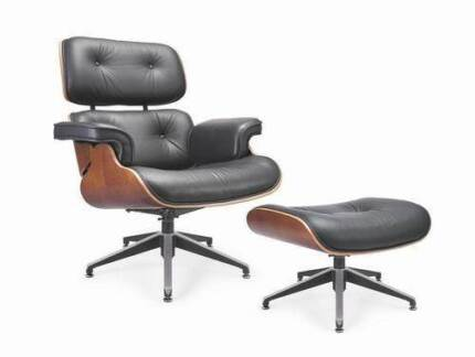 Eames lounge chair and ottoman Griffith South Canberra Preview