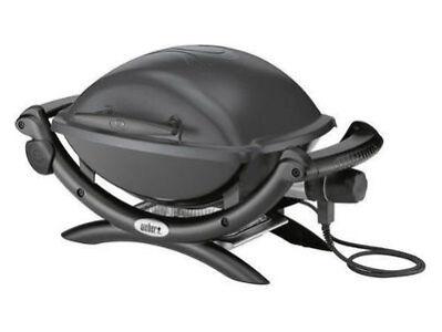 Weber Elektrogrill Erfahrungen : Weber grill q 1400 test vergleich weber grill q 1400 günstig kaufen!