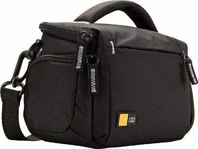 Case Logic TBC-405 Compact System/Hybrid/Camcorder Kit Bag (Black)