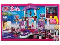 *** BRAND NEW *** Barbie Mega Bloks Super Star Stage