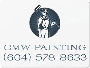 CMW Painting & General Repair (Upper/Lower Sunshine Coast)
