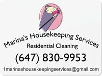 MOVE-IN/MOVE-OUT CLEANING SERVICES