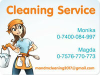 Hause cleaning - Let us keep spring all year round