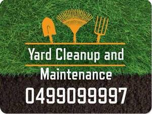Yard Cleaning and Maintenancw Hobart CBD Hobart City Preview