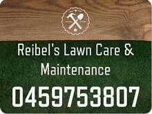 Reibel's Lawn Care & Maintenance Gympie Gympie Area Preview