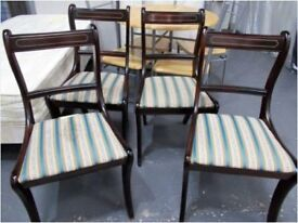 4 x Dining Chairs...31275C