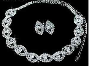 *Brand New* Silver plated Jewellery Set -for Christmas and NEY! West Island Greater Montréal image 2