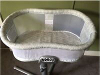 HALO Bassinest Swivel Sleeper Bassinet, Premiere- Minimal Use - Immaculate