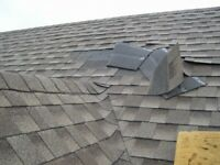 WIND DAMAGE ROOF REPAIRS?  WE CAN HELP!  519 826 8447