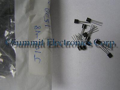 J109 Transistor Jfet N To-92 New Mfr National 10 Pcs