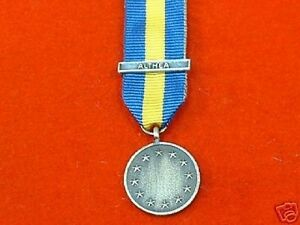 Quality-Bosnia-Althea-Miniature-Medal-European-Medals