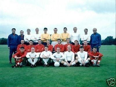 England 1966 World Cup Winners Squad 10x8 Photo