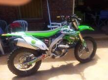 KAWASAKI 2012_450KXF_$5000_SEE FULL DETAILS IN DESCRIPTION BELOW Eight Mile Plains Brisbane South West Preview
