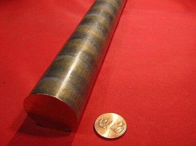932 Sae 660 Bearing Bronze Rod 1 18 Dia. X 13 Length 1 Pcs