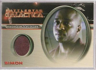 Battlestar Galactica Season 4 Costume C47 Simon - Costume C
