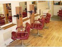 Salon hairdressing furniture